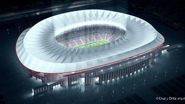 Estadio Atlético de Madrid