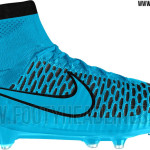Nike lanza los nuevos botines Magista Obra Hyper Turquoise